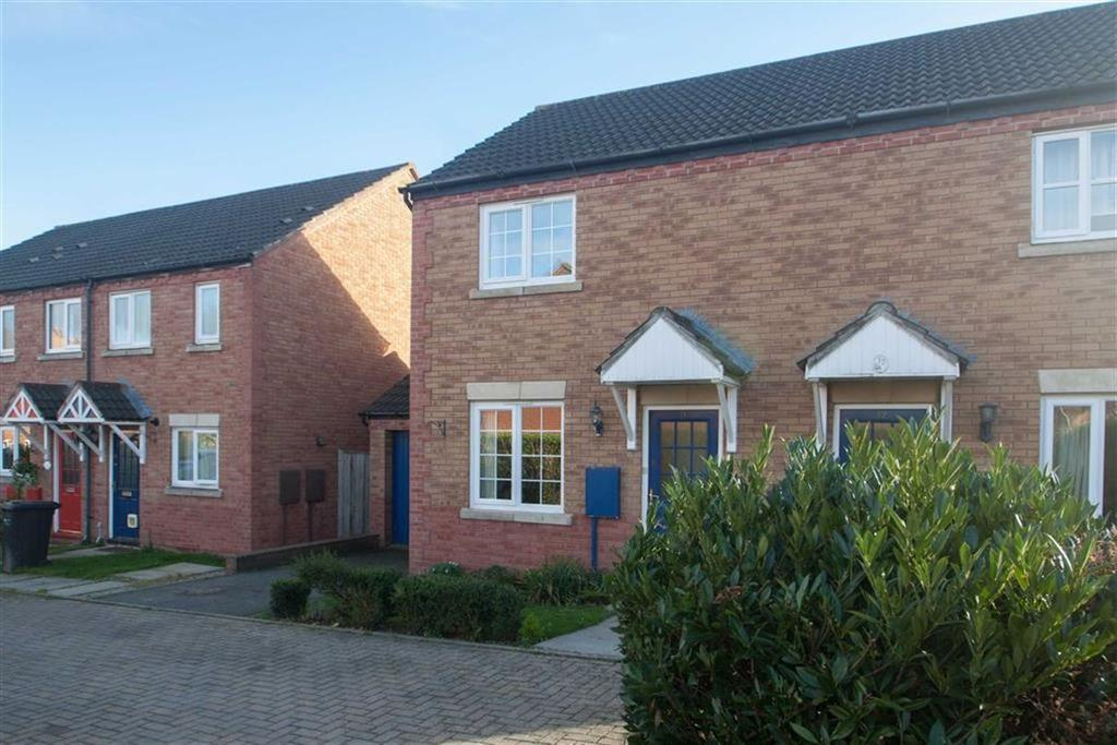 2 Bedrooms Semi Detached House for sale in Farringdon Avenue, BELMONT, Hereford