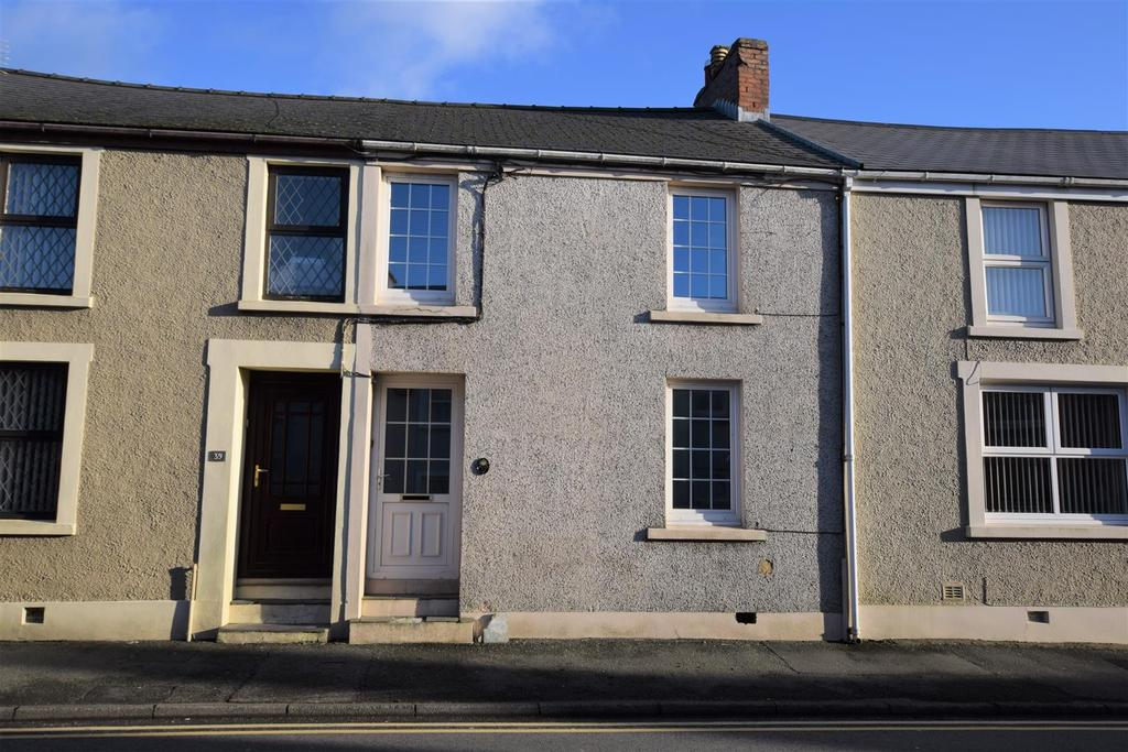 3 Bedrooms Terraced House for sale in Prendergast, Haverfordwest