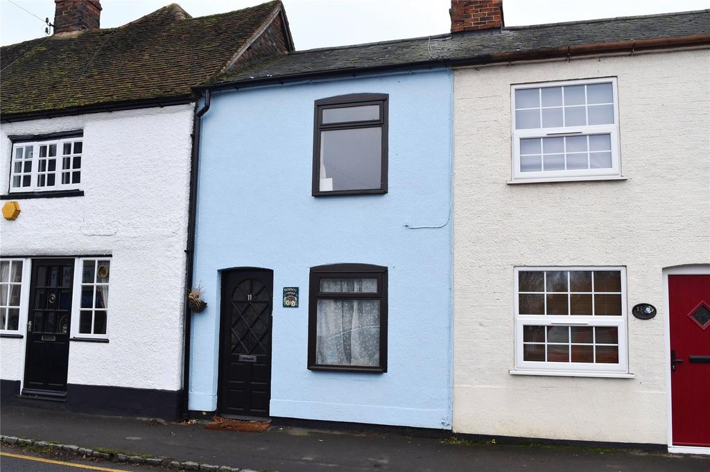 2 Bedrooms Terraced House for sale in High Street, Wing