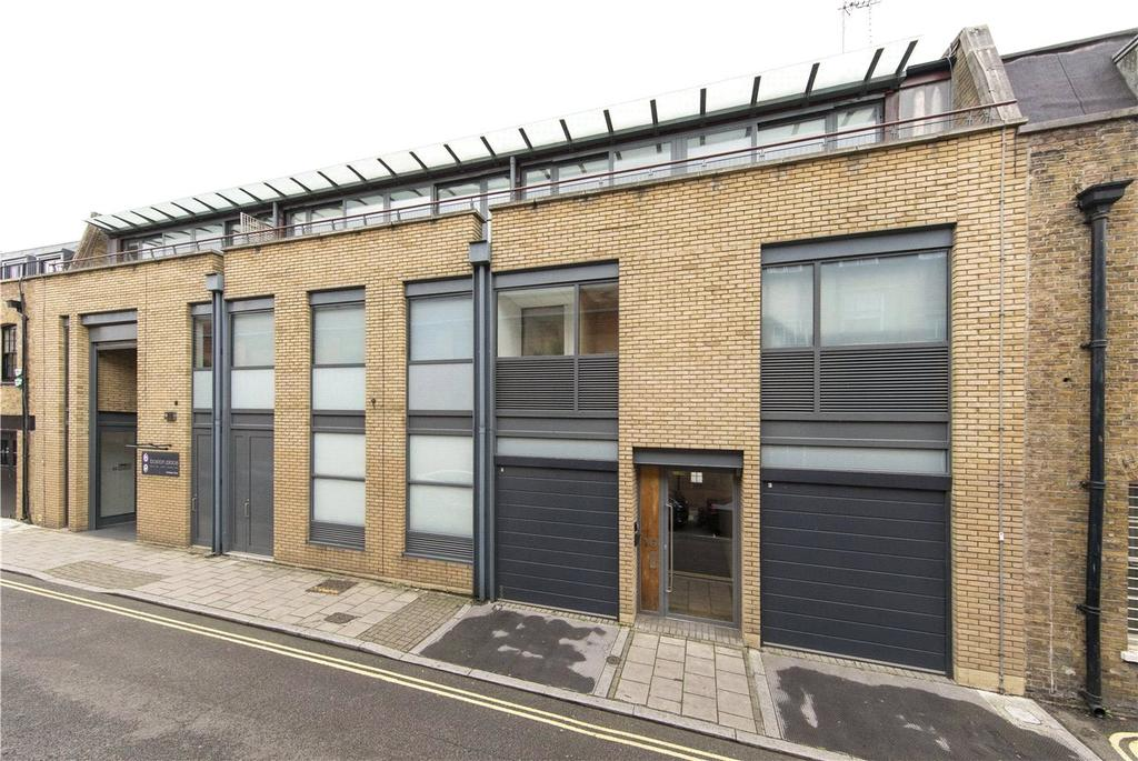 2 Bedrooms Flat for sale in Boston Place, Marylebone, London, NW1