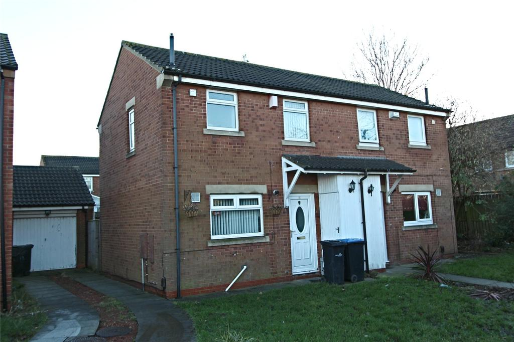 2 Bedrooms Terraced House for rent in Barnard Court, Middlesbrough