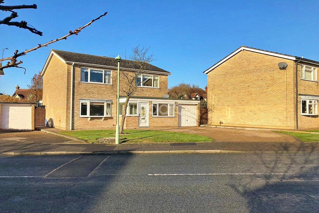 4 Bedrooms Detached House for sale in Thorney Road, Capel St Mary, Ipswich, Suffolk
