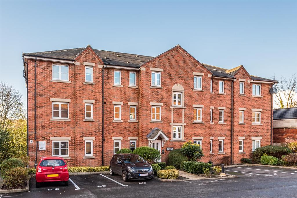 2 Bedrooms Flat for sale in Abbots Mews, Leeds