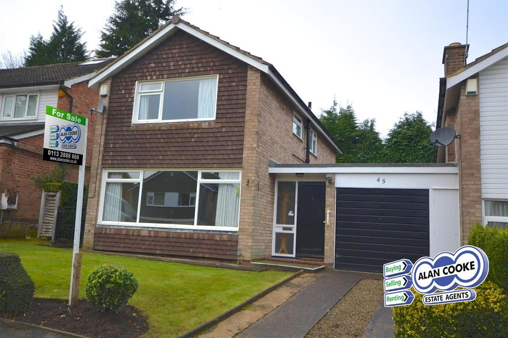 3 Bedrooms Link Detached House for sale in Linton Rise, Alwoodley