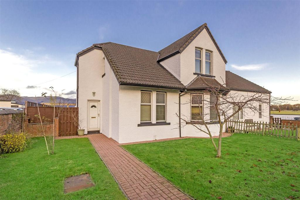 4 Bedrooms Semi Detached House for sale in Danskine Villa, Main Street, Fallin, Stirling, FK7