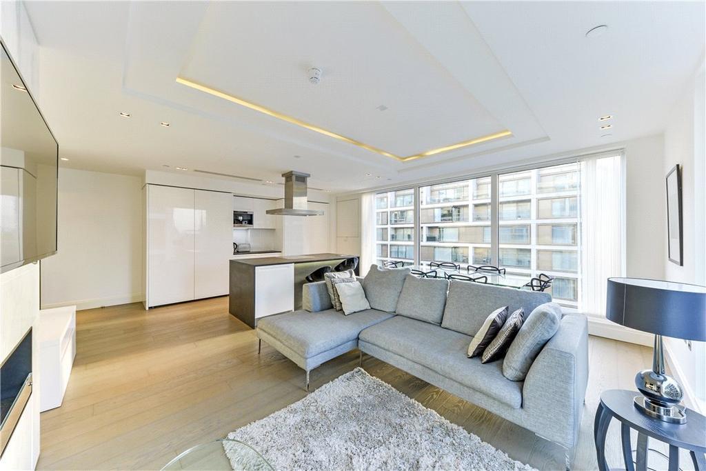 2 Bedrooms Flat for sale in Kensington High Street, London, W14