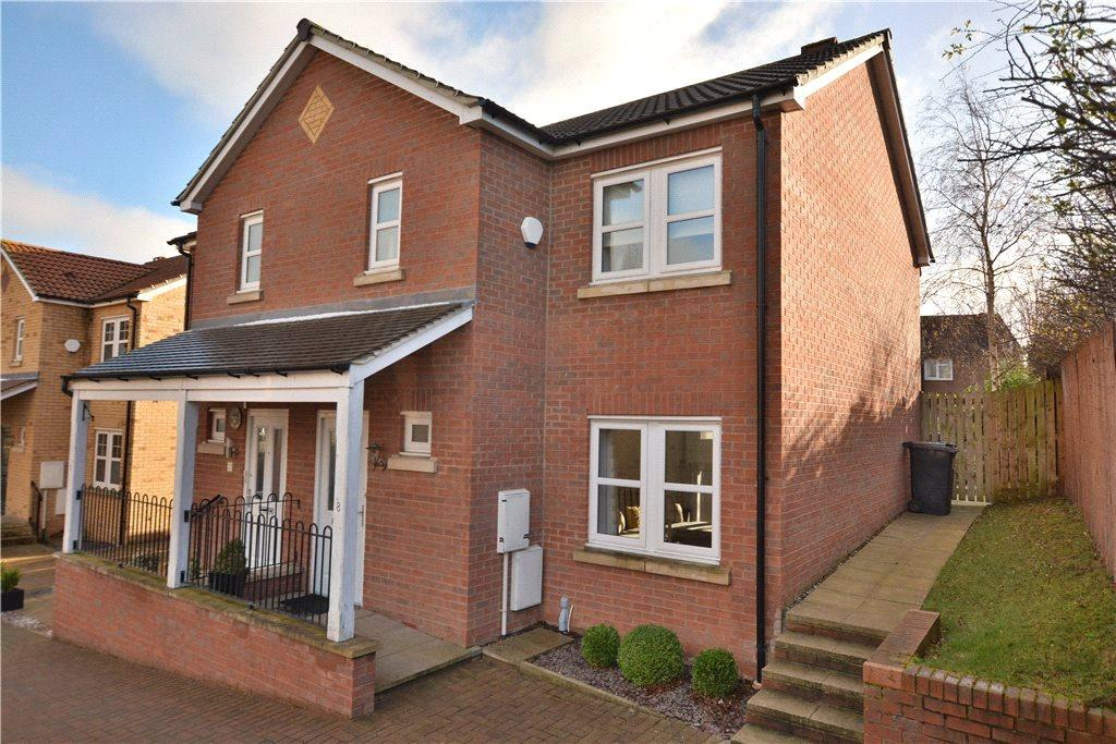 2 Bedrooms Semi Detached House for sale in Hawthorn Mews, Leeds, West Yorkshire