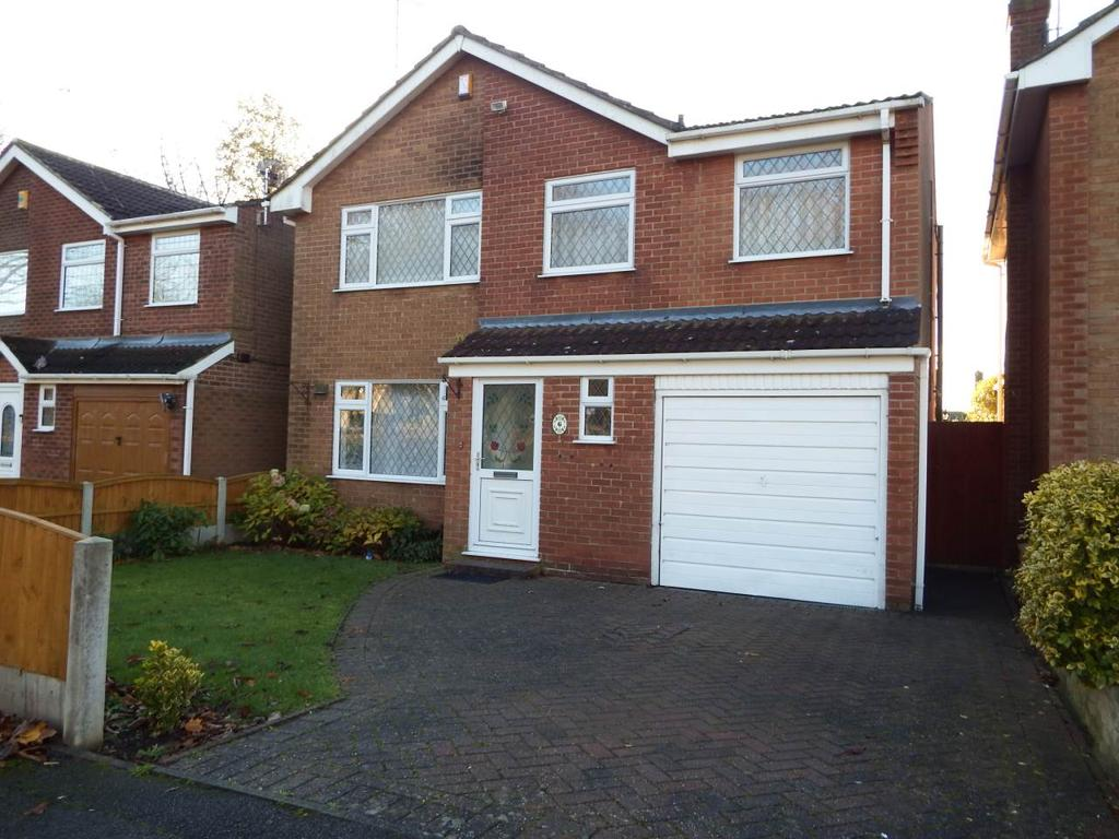 4 Bedrooms Detached House for rent in Aviemore Close, Arnold, Nottingham