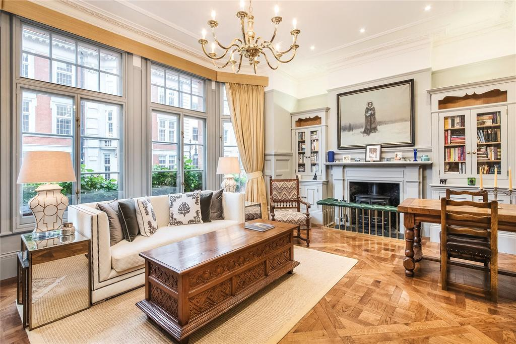 3 Bedrooms Flat for sale in North Audley Street, London