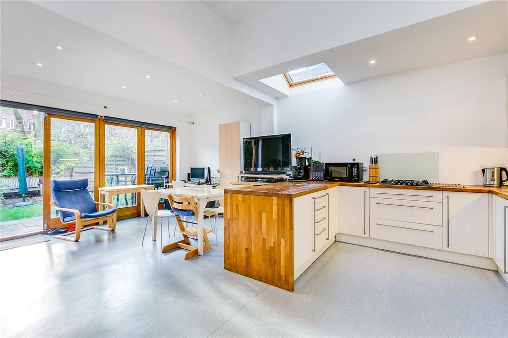 4 Bedrooms Terraced House for sale in Grantham Road, Chiswick, London