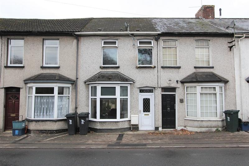 2 Bedrooms Terraced House for sale in Risca Road, Rogerstone, Newport, Newport. NP10 9FZ