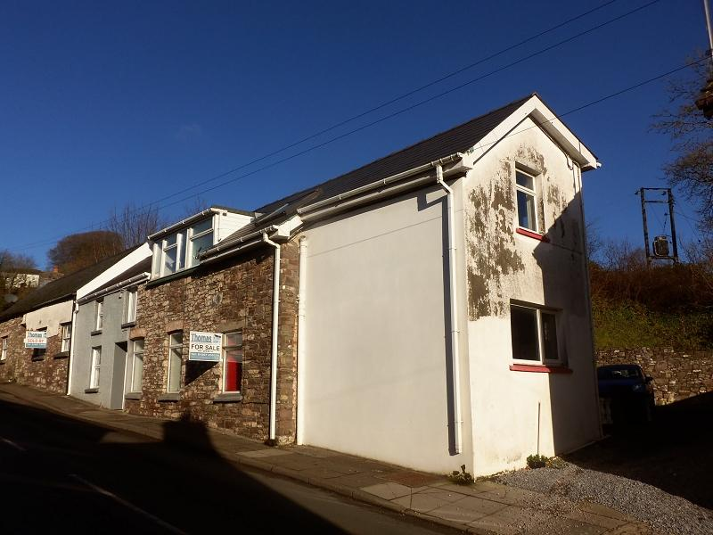 3 Bedrooms End Of Terrace House for sale in Church Street, Laugharne, Carmarthen, Carmarthenshire.