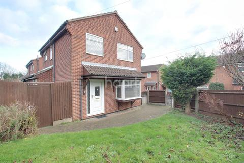 3 bedroom detached house for sale - Mayfair Gardens, Old Basford
