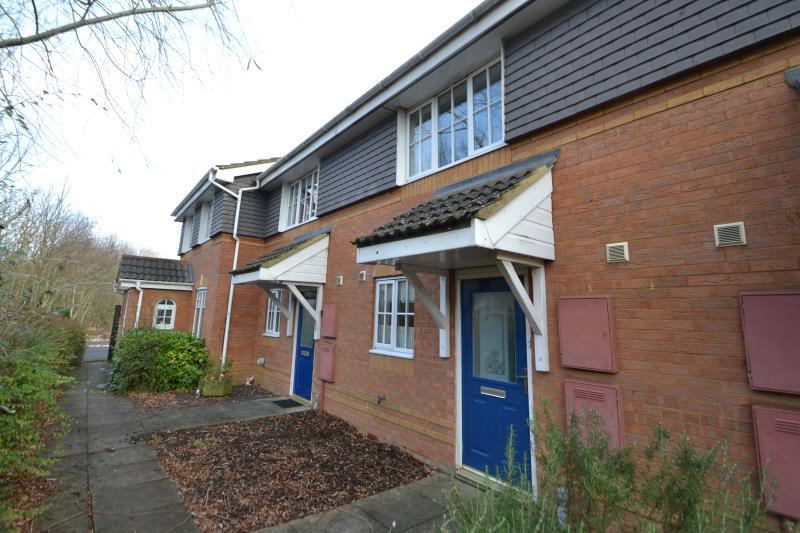 2 Bedrooms Terraced House for rent in Berry Way, Andover, SP10 3XS