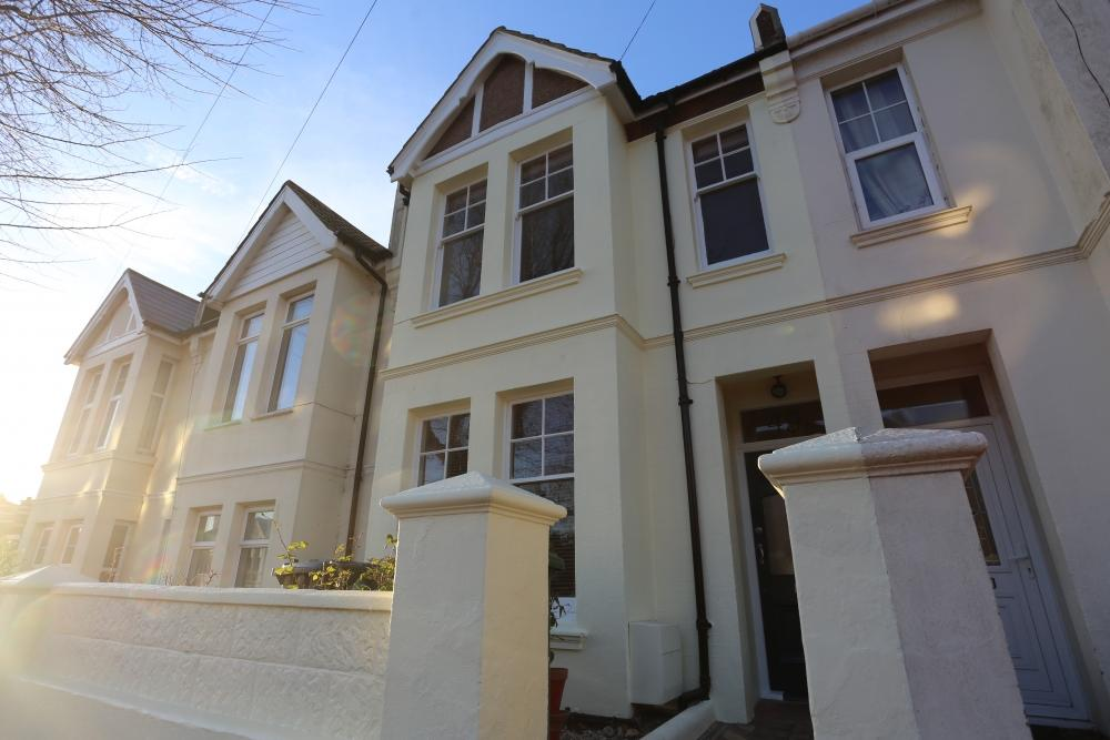 4 Bedrooms Terraced House for rent in Queens Park Rise, Brighton