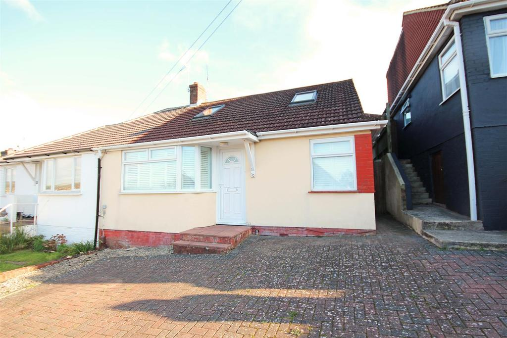 4 Bedrooms Semi Detached Bungalow for sale in Greenfield Crescent, Patcham