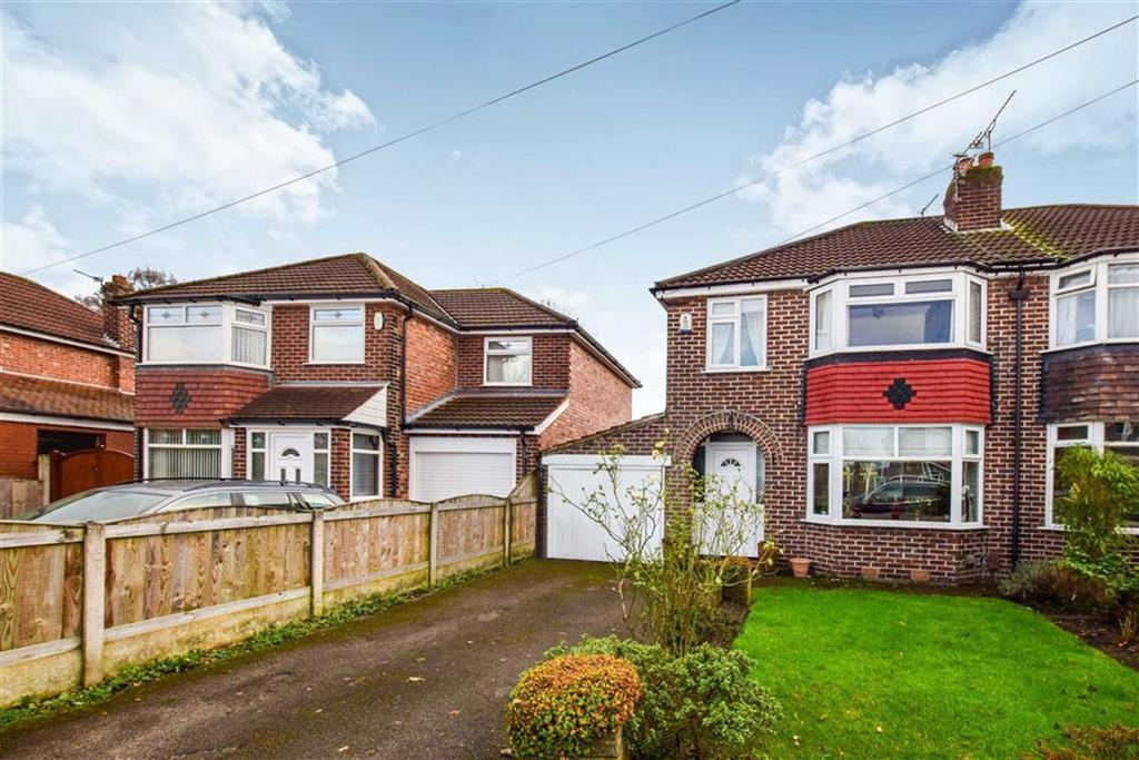 3 Bedrooms Semi Detached House for sale in Ashlands Road, Timperley, Cheshire, WA15