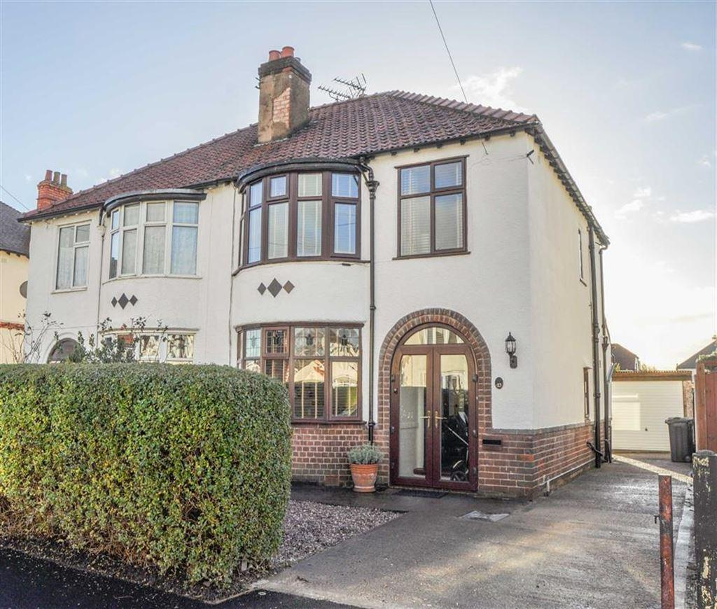 3 Bedrooms Semi Detached House for sale in Totland Grove, Newton, Chester, Chester