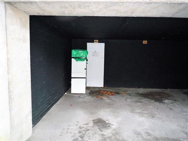 Undercroft Parking Space