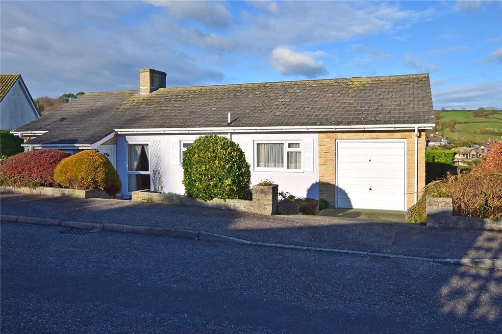 3 Bedrooms Detached Bungalow for sale in Southdown Close, Beer, Seaton, Devon