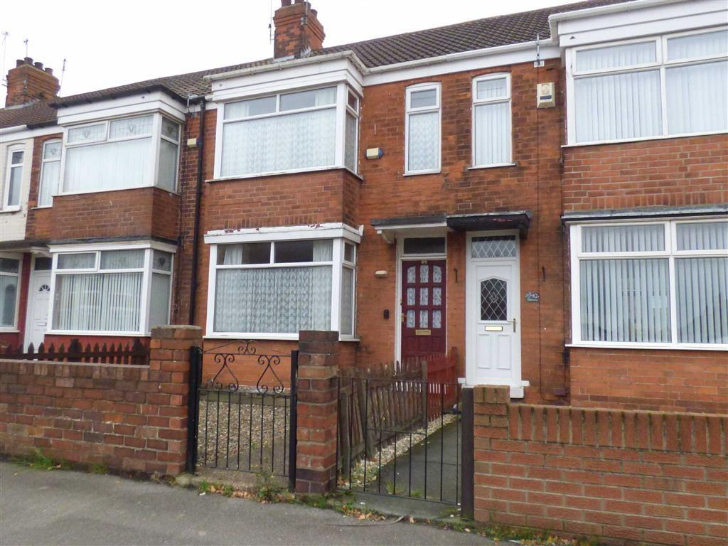 3 Bedrooms Terraced House for sale in Telford Street, Hull, East Yorkshire, HU9