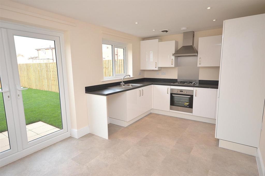 3 Bedrooms Mews House for sale in Glebe Road, Sandbach
