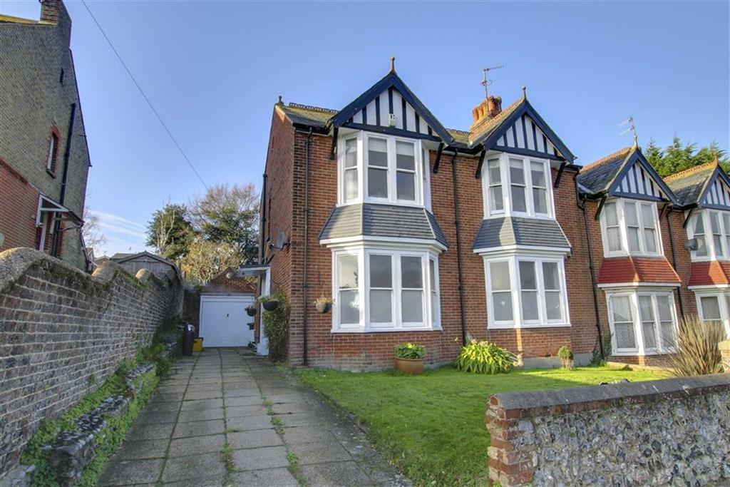 4 Bedrooms Semi Detached House for sale in Hillcrest Road, NEWHAVEN