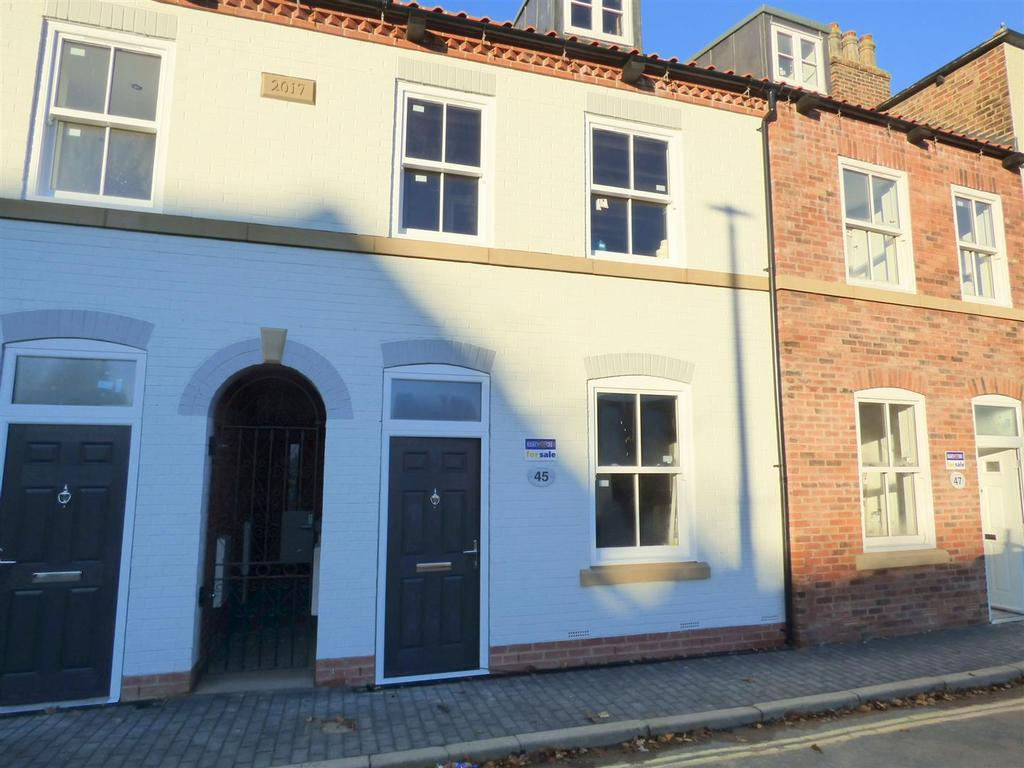 3 Bedrooms Town House for sale in Plot 3, 45 Trinity Lane, Beverley, HU17 0DY