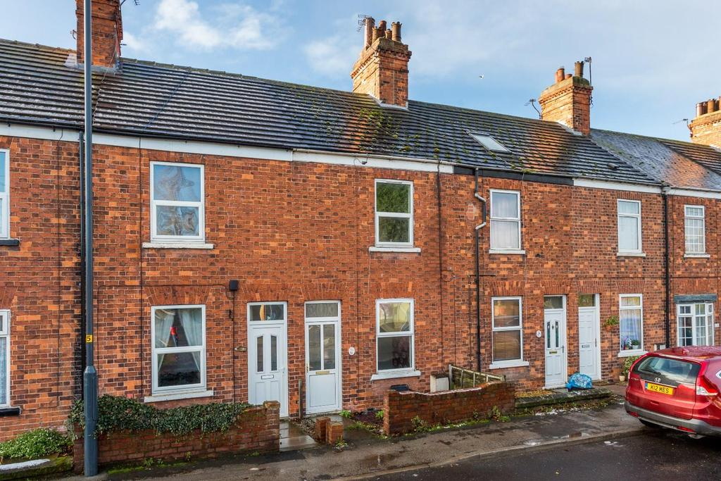 2 Bedrooms Terraced House for sale in Millgate, Selby