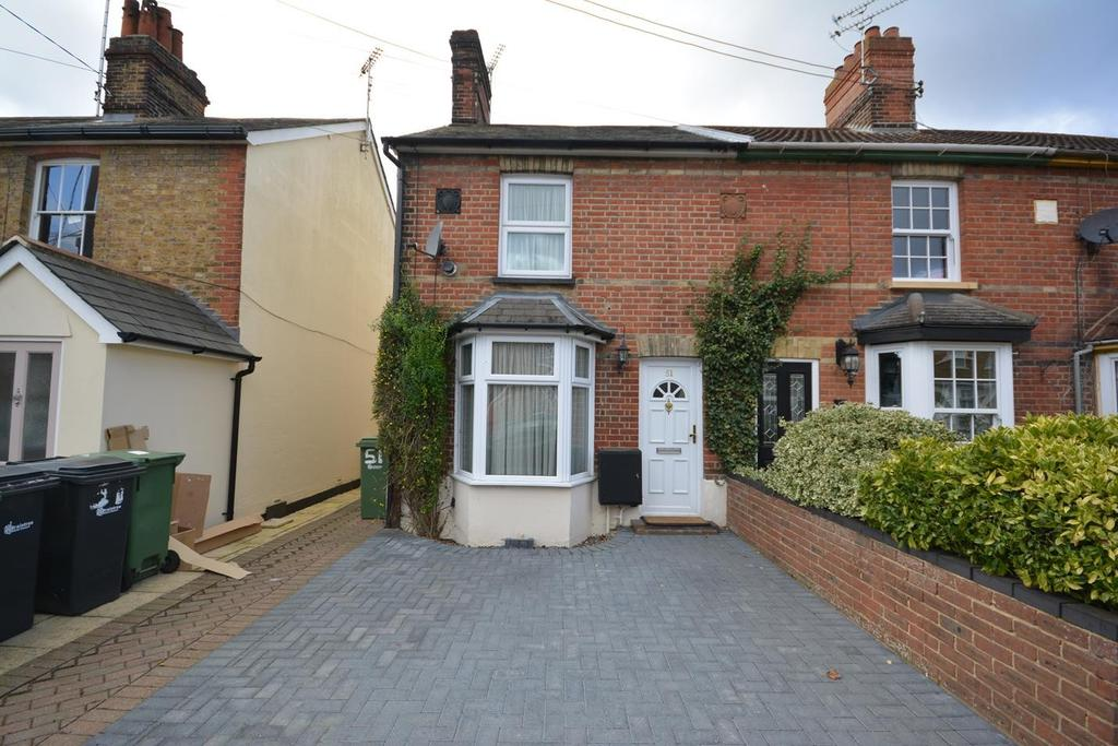 2 Bedrooms End Of Terrace House for sale in Mount Road, Braintree, Essex, CM7