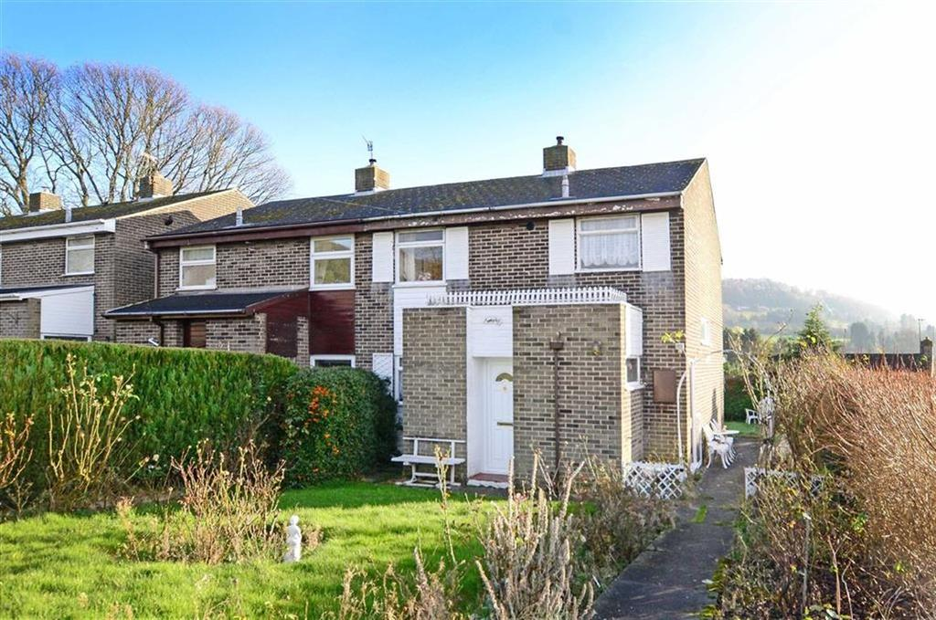 3 Bedrooms Semi Detached House for sale in 22, Wheatley Gardens, Two Dales, Matlock, Derbyshire, DE4