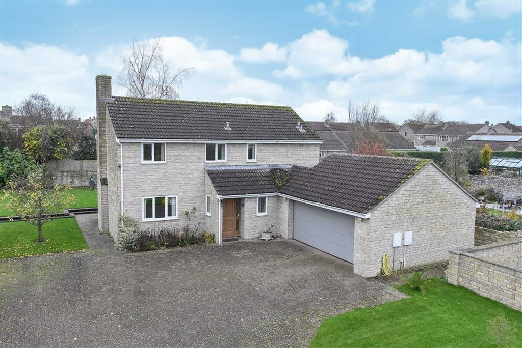 4 Bedrooms Detached House for sale in Queen Street, Keinton Mandeville, Somerton, Somerset, TA11
