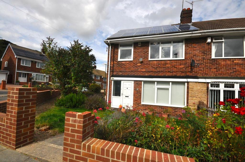 3 Bedrooms Semi Detached House for rent in Haslemere Drive, Barnes, Sunderland