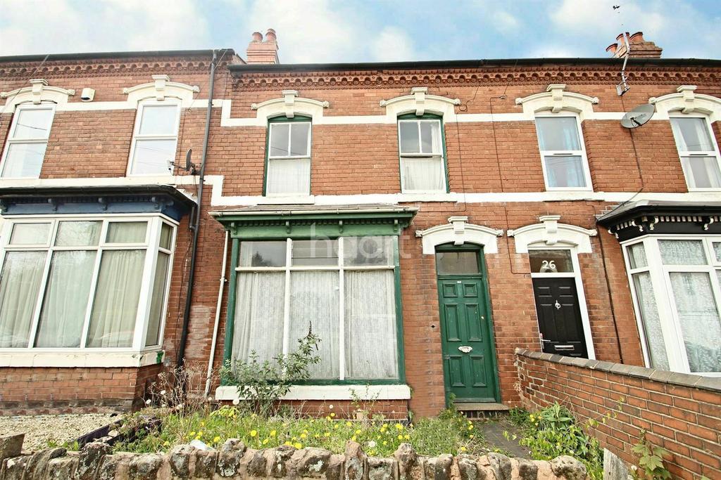 3 Bedrooms Terraced House for sale in Birmingham
