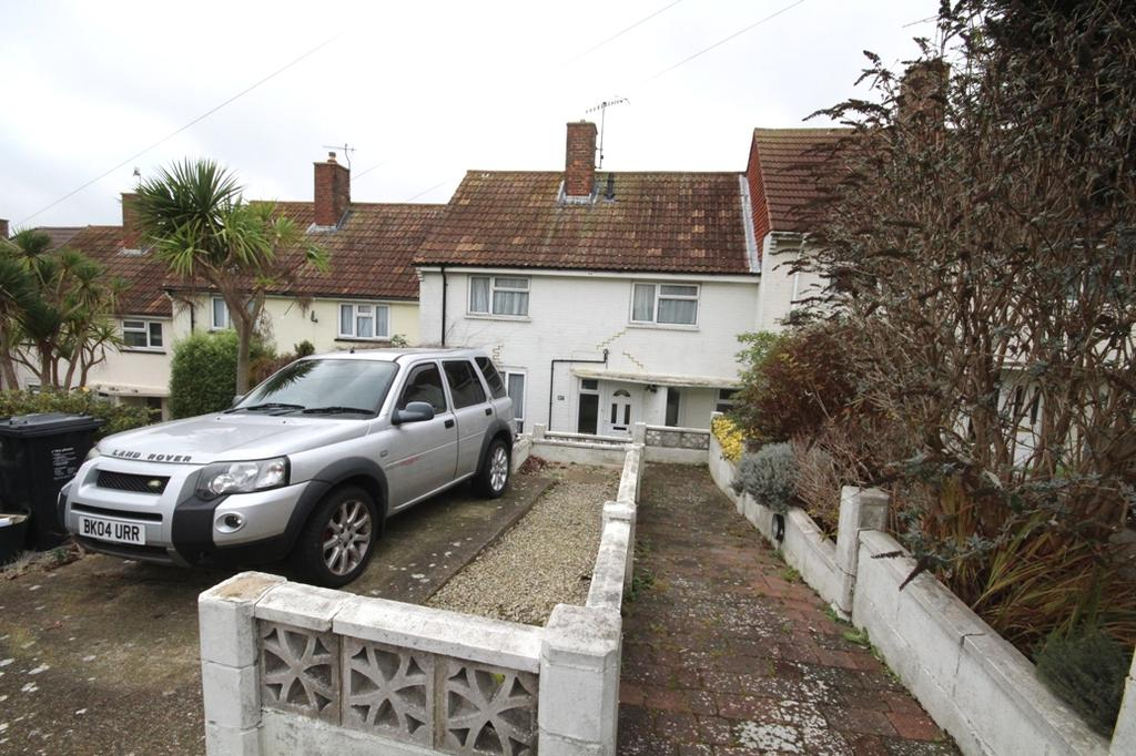 3 Bedrooms Terraced House for sale in Stanstead Crescent, Woodingdean BN2