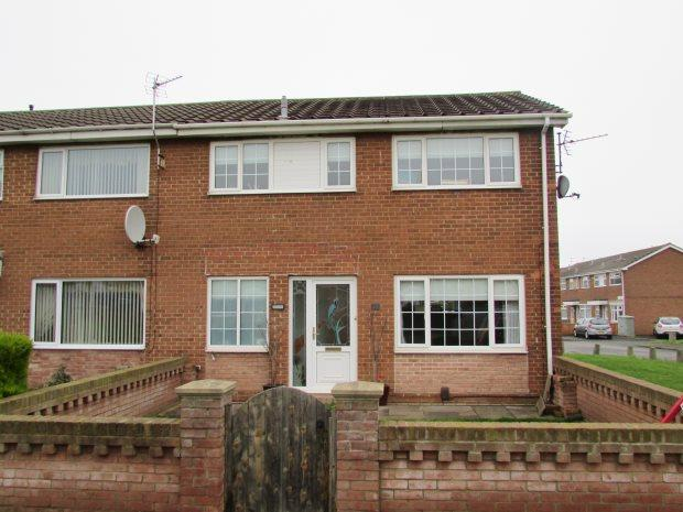 3 Bedrooms Terraced House for sale in SNOWDON GROVE, KING OSWY, HARTLEPOOL