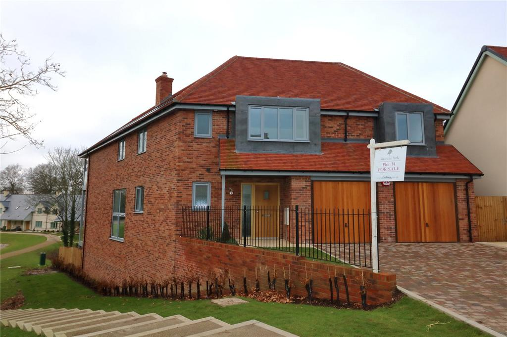5 Bedrooms Detached House for sale in Mascalls Park, Mascalls Lane, Great Warley, Brentwood, CM14