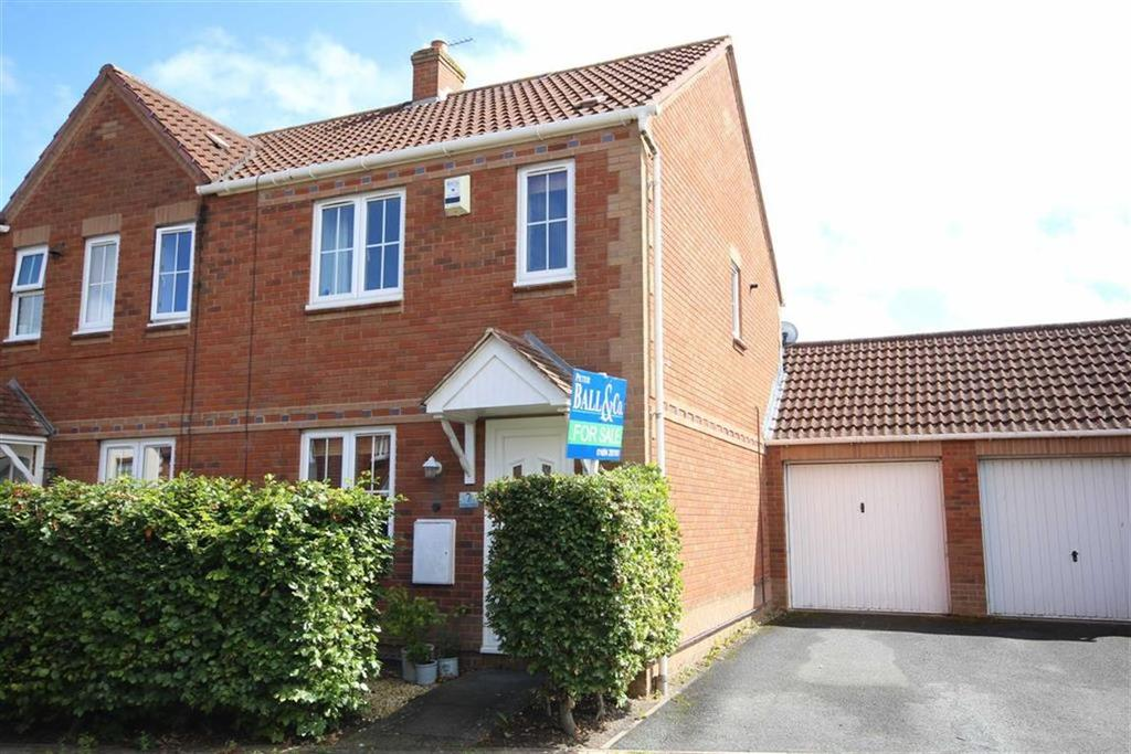 2 Bedrooms End Of Terrace House for sale in Graylag Crescent, Walton Cardiff, Tewkesbury, Gloucestershire