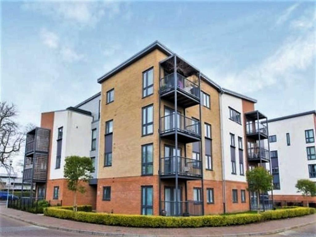 2 Bedrooms Penthouse Flat for sale in Grade Close, Elstree, Hertfordshire