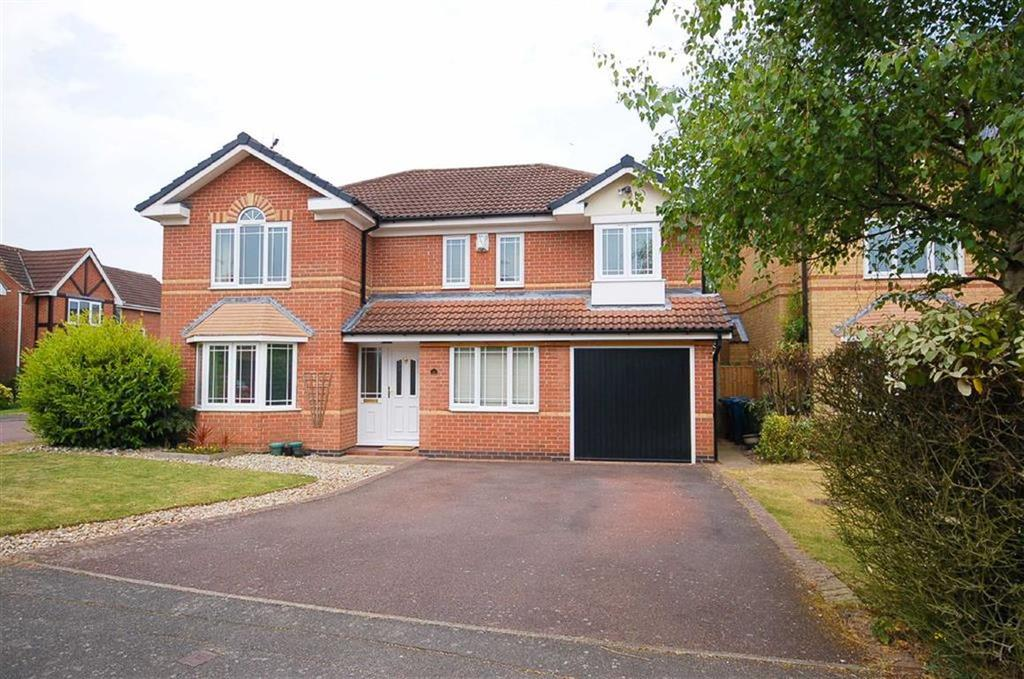 5 Bedrooms Detached House for sale in Sandale Close, Gamston