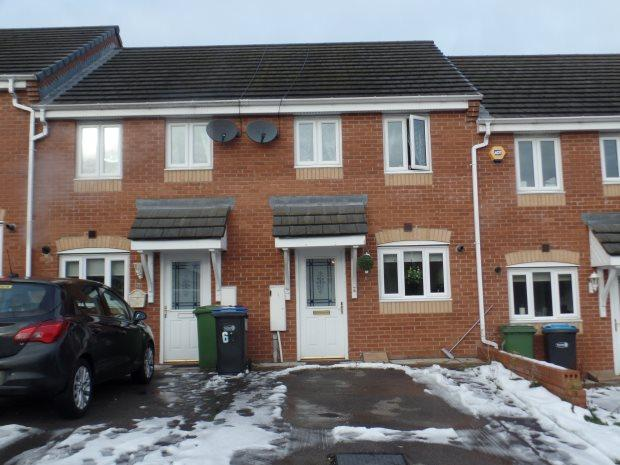 2 Bedrooms Terraced House for sale in CHILLERTON WAY, WINGATE, PETERLEE AREA VILLAGES