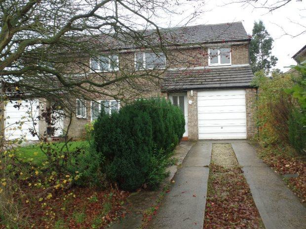 3 Bedrooms Semi Detached House for sale in WESTCLIFFE CLOSE, EASINGTON VILLAGE, PETERLEE AREA VILLAGES