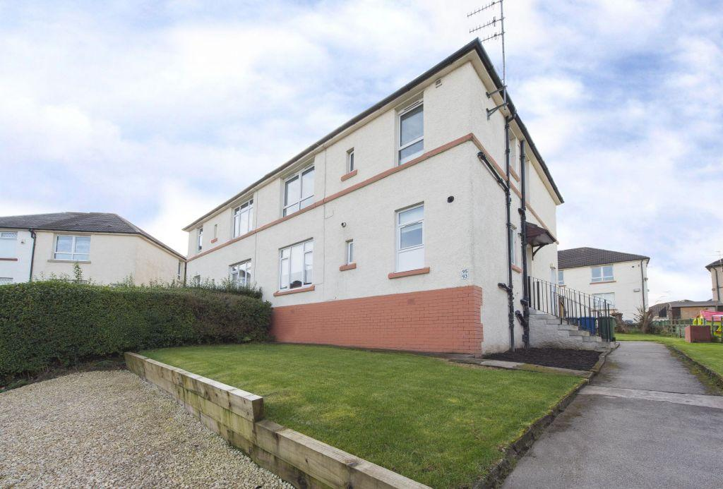 2 Bedrooms Flat for sale in 93 Bankhead Road, Rutherglen, G73 2NU