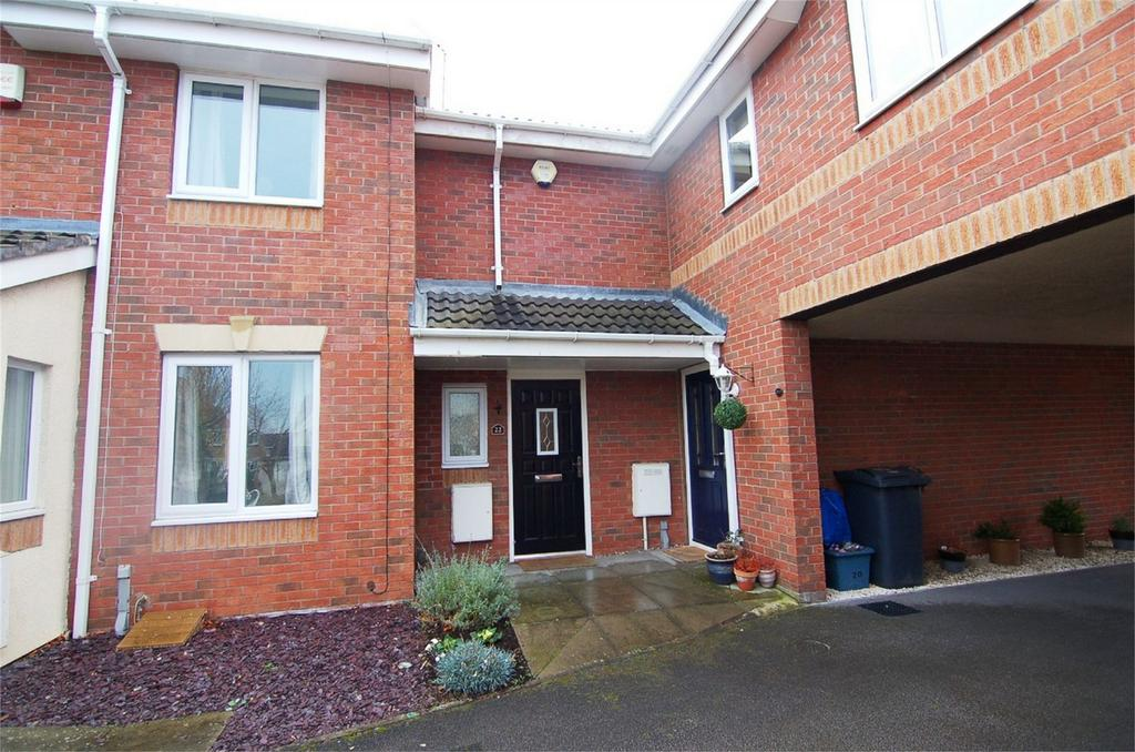 2 Bedrooms Terraced House for sale in Collier Court, Brampton