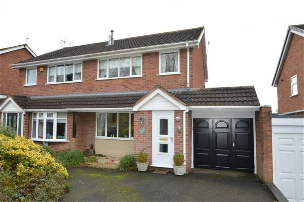 3 Bedrooms Semi Detached House for sale in Rangeways Road, Kingswinford, West Midlands