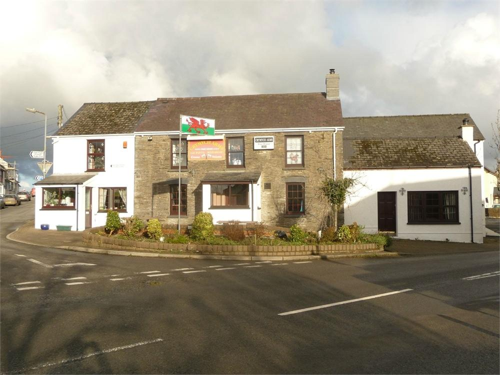 5 Bedrooms Detached House for sale in The Crymych Arms, Crymych, Pembrokeshire