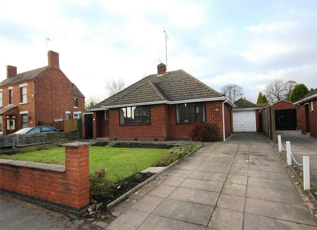 2 Bedrooms Detached Bungalow for sale in Wheelwright Lane, Ash Green, COVENTRY, Warwickshire