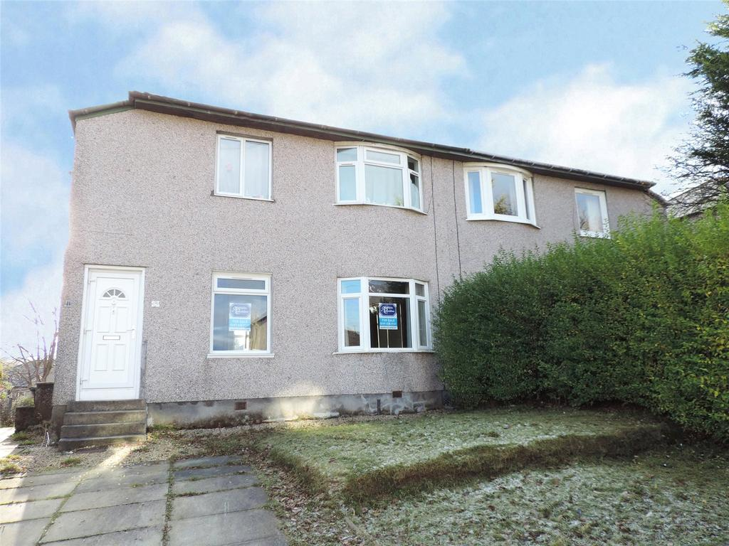 3 Bedrooms Flat for sale in 11 Glencroft Road, Croftfoot, Glasgow, G44