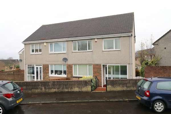3 Bedrooms Semi-detached Villa House for sale in 76 Meikle Earnock Road, Meikle Earnock, Hamilton, ML3 8AF