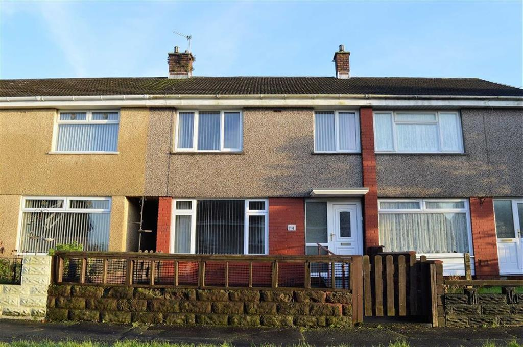 3 Bedrooms Terraced House for sale in Caeconna Road, Swansea, SA5